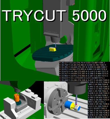 TRYCUT 5000